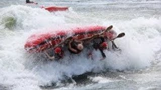 Dont GO To Rishikesh River Rafting IF || Dangerous Rescue People in Rishikesh River Rafting Accident