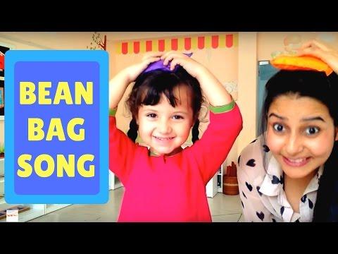 Bean Bag Song | Songs & Nursery Rhymes for children | Mozartsy TV | Sonam Aunty