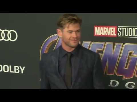 "Chris Hemsworth, Scarlett Johansson and Danai Gurira on learning from their ""Avengers"" characters"