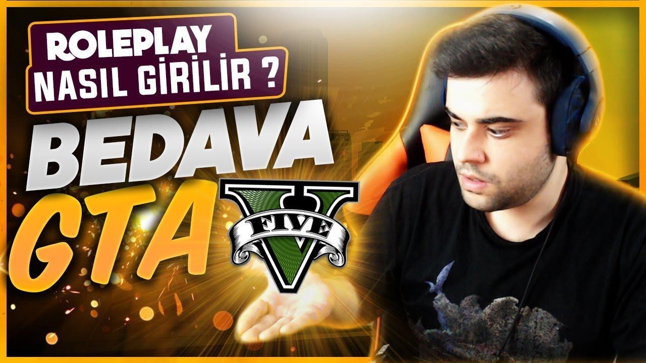 Epic ten Bedava GTA 5 ile Fivem GTA RP Nasıl Girilir? Whitelist Nedir?
