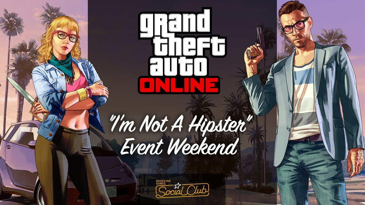 gta online quotim not a hipsterquot rockstar broadcast show w