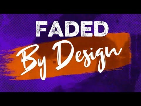 Melissa Etheridge - Faded by Design (Official Lyric Video)