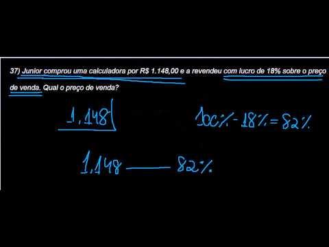 Questões de Concursos Básicas (Matemática) - Questão 37