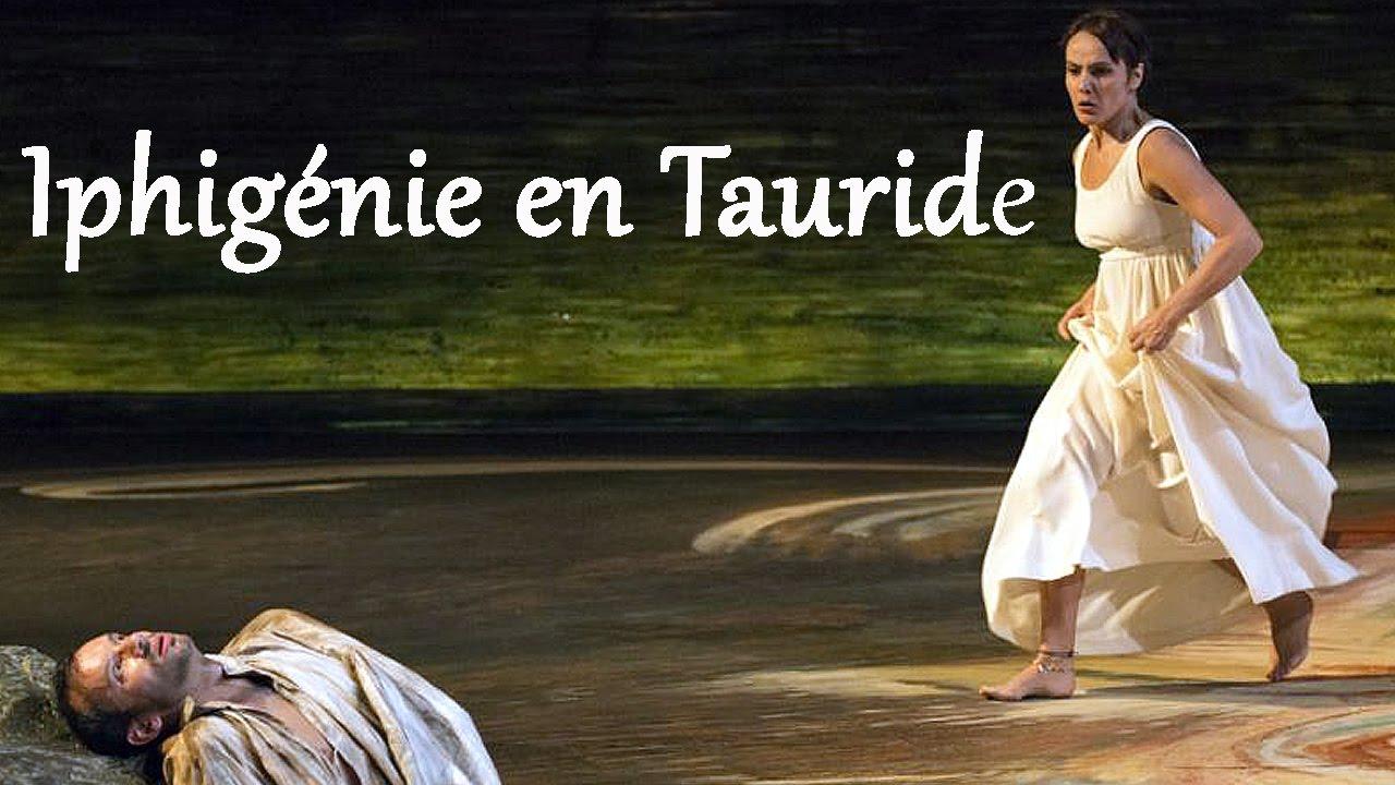 Opera Iphigenie En Tauride Christoph Willibald Gluck Complete