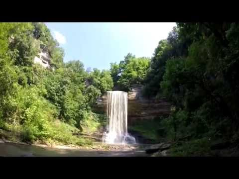 Kayaking Cookeville Boatdock to Fancher Falls 6-15-14