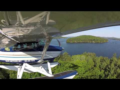 "Lakes Region Seaplane Services ""Experience the Lakes Region of NH"""