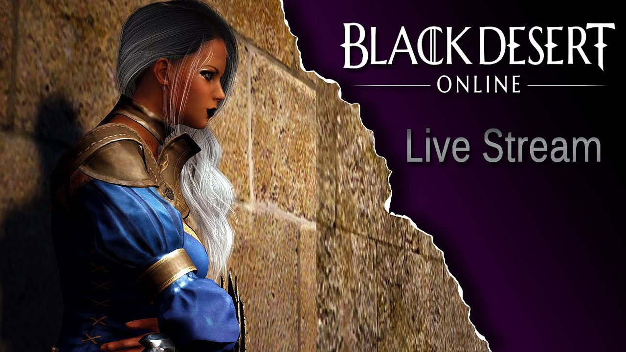 black desert tgif stream exp week end youtube. Black Bedroom Furniture Sets. Home Design Ideas