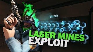 TF2 - Meet the Laser Mines! Exploit