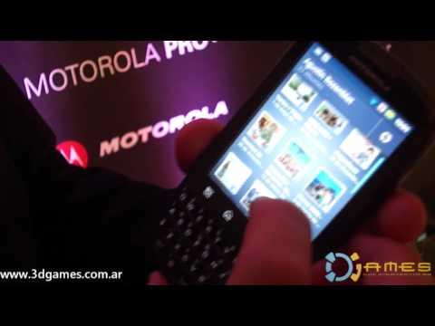 Motorola Pro Plus llega a la Argentina