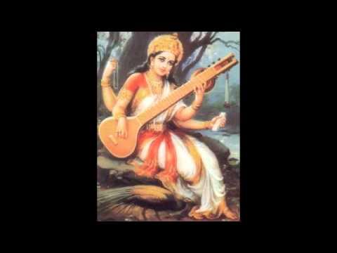 Saraswati Vandana - He Sharde Maa Sharde sung by Bindu Bhansali