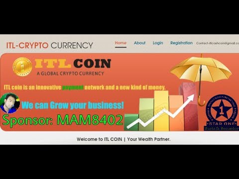 itl cryptocurrency coin website