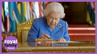 'the queen praises individual acts of courage in commonwealth day message 2021'queen elizabeth has delivered a hope and unity to mark commonwealth...