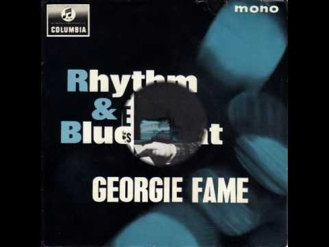 GEORGIE FAME / TOM HARK GOES BLUE BEAT