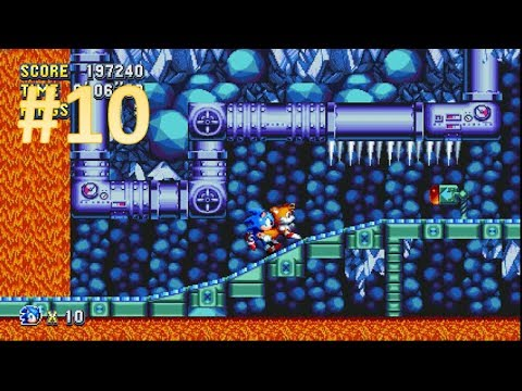 MOST IRONIC MOMENT YET!!! Sonic Mania Episode 10: Lava Reef
