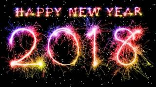 Happy New Year 2018 Wishes Whatsapp Facebook E card Greetings Animation
