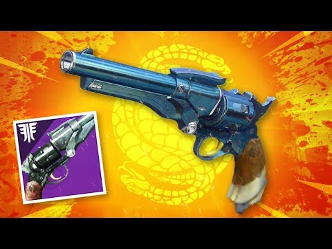 TRUST!  The NEW Gambit  Hand Cannon | Destiny 2 Forsaken thumbnail