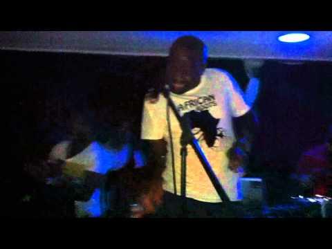 AFRIKAN ROOTS LIVE @ LIFE BAR LOUNGE LUANDA ,ANGOLA