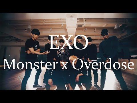EXO - Monster x Overdose
