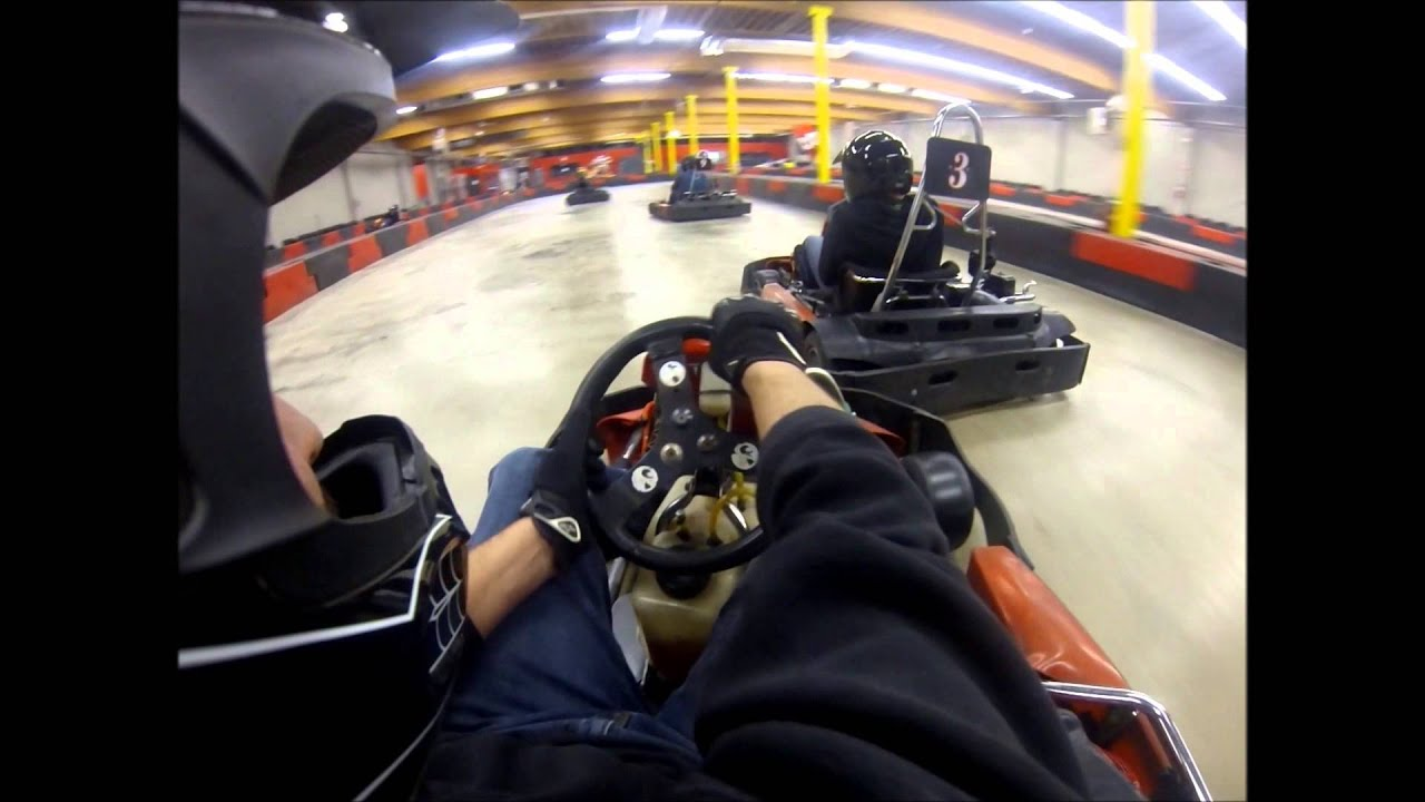 Fast Track Indoor Karting Langley Bc 3 Laps