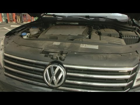 2.4 million Volkswagen cars ordered for recall by Germany