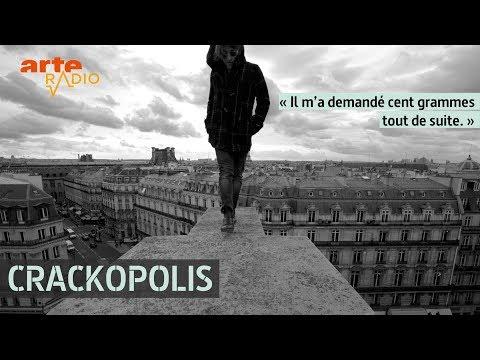 100 grammes de coke | Crackopolis - ARTE Radio Podcast