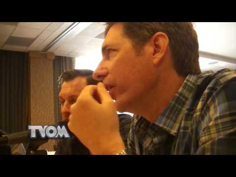 ComicCon 2016 : Aaron & Todd  Helbing The Flash