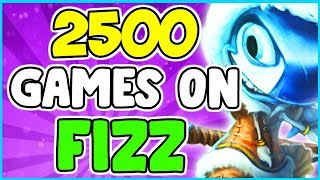 PLAYING 2500 GAMES OF FIZZ WHAT I DISCOVERED AND LEARNED League Of Legends