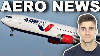 Die nächste AIRLINE am BODEN! AeroNews