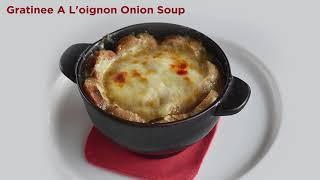 Gratinée à l'oignon - Onion Soup @ Rib Room & Bar Steakhouse, The Landmark Bangkok
