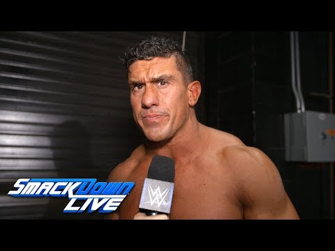 EC3 looks to make a giant impact at WrestleMania: SmackDown Exclusive, April 2, 2019
