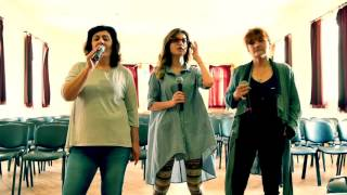 Sirusho, Jelena, Boaz - Time To Pray (cover by SIRUN)