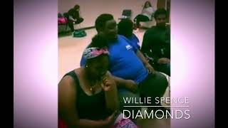 willie spence diamonds cover