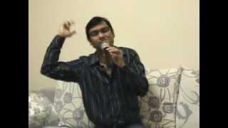 Tujhme rab dikhata hai .mp4 karaoke - by sikandar g