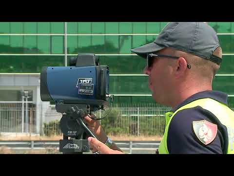 Aksidentet, njësi speciale në rrugë  - Top Channel Albania - News - Lajme
