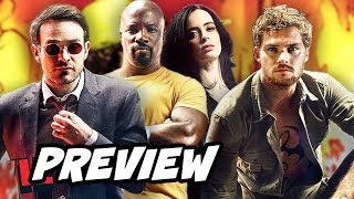 Iron Fist Explains Defenders Season 1 Heroes For Hire