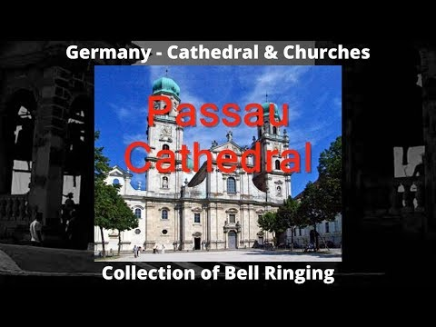 Churches & Cathedral Bells in Germany.
