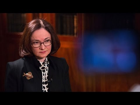 Russia's Crisis: Central Bank Governor Elvira Nabiullina Sees No ...