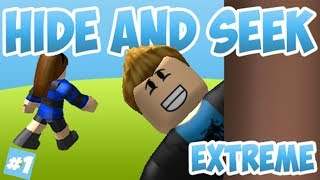 Don't Find Me! | Roblox: Hide And Seek Extreme #1