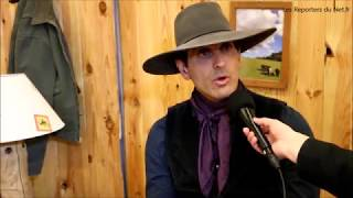 Luc Giordano - Equitation western