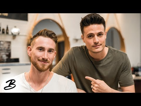 Getting A Haircut With Gordon Hayward | 'Best Hair In The NBA'