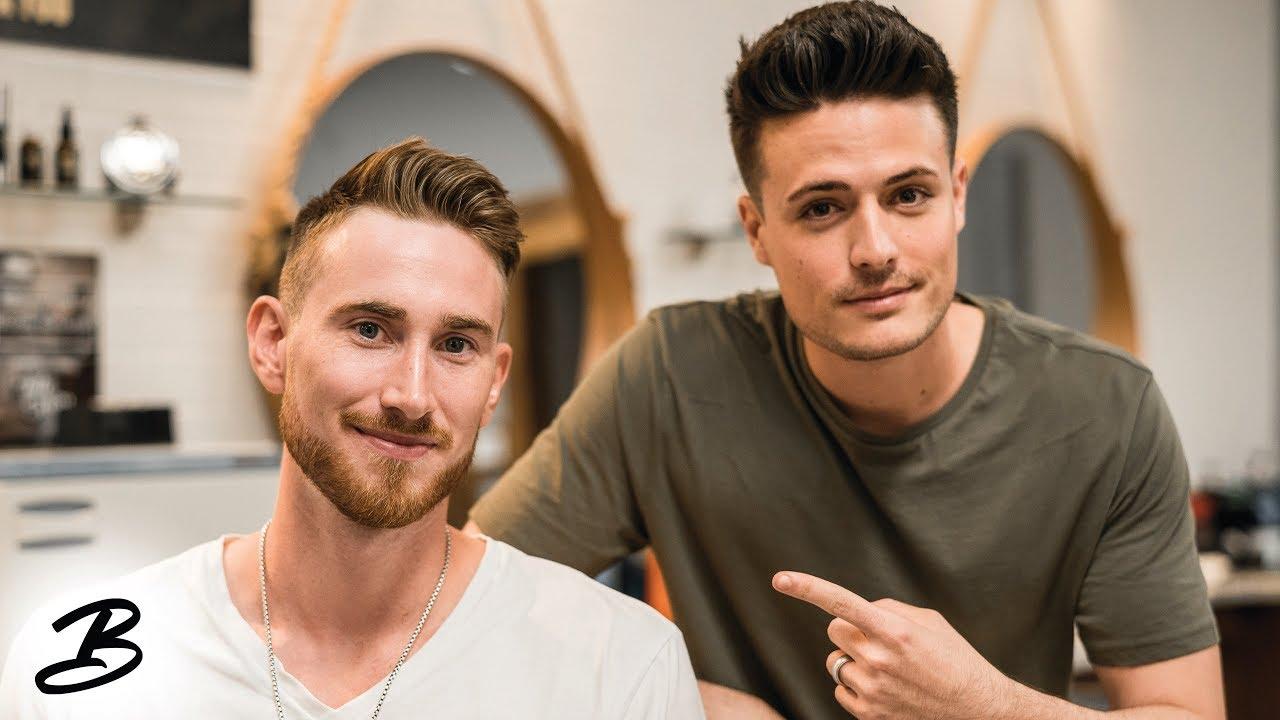 nba hairstyles fortnite - fortnite guy getting haircut