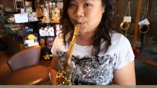 Double Tonguing อ แป้ง By Sax Society