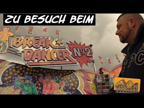 Bremer Osterwiese 2017 – Zu Besuch beim Break Dancer No 2 | Funfair Blog [HD]