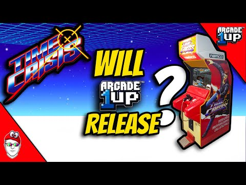 Will Arcade1up release Time Crisis? from Console Kits
