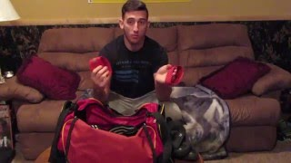 Intro & What's in My Gym Bag