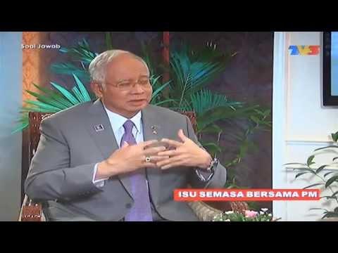 Sesi Soal Jawab Bersama Datuk Seri Najib  Razak Video Penuh