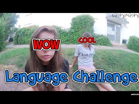 Language Challenge - Macedonian VS German