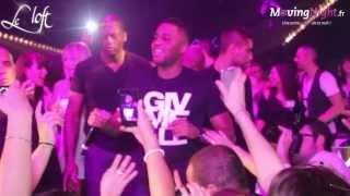AFTERFILM : AXEL TONY en Showcase at LOFT PARIS [02 / 11 / 2013]