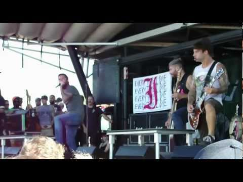 Every Time I Die - Kill The Music - 8.4.12