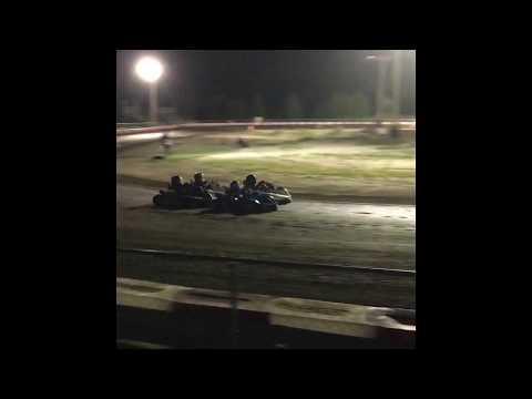 Kc Raceway jr3 heavy feature 8-10-19